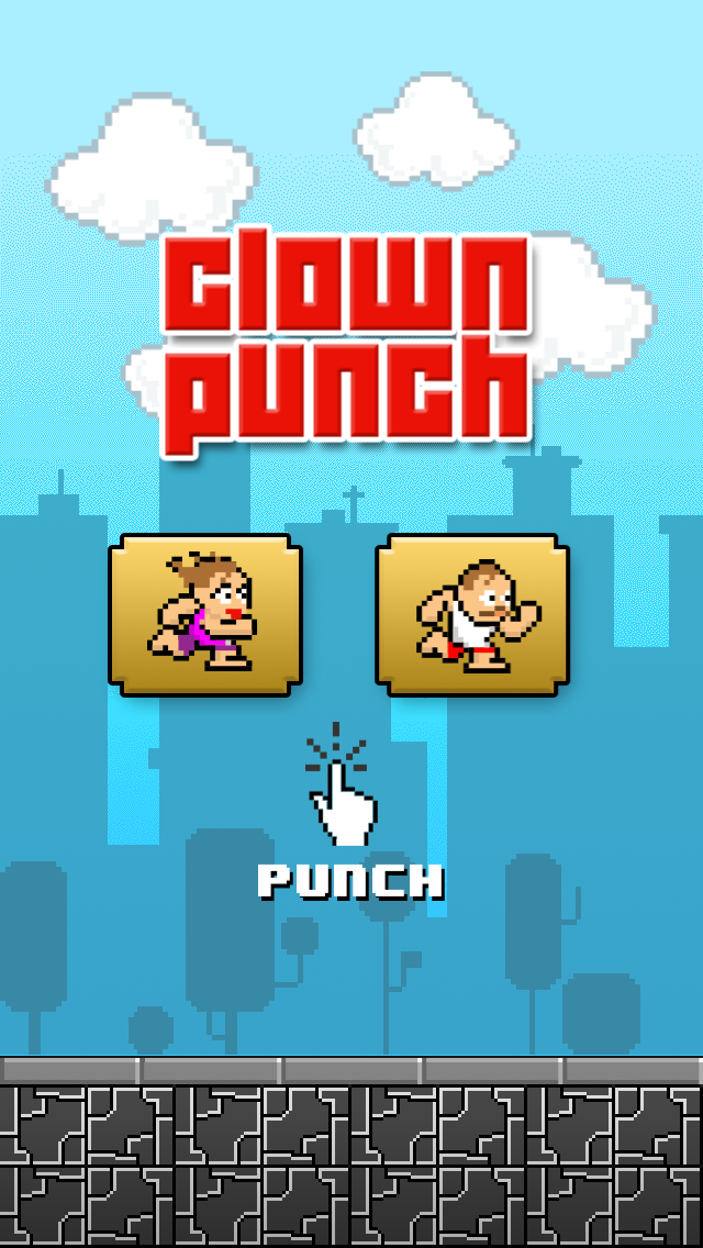 clown punch